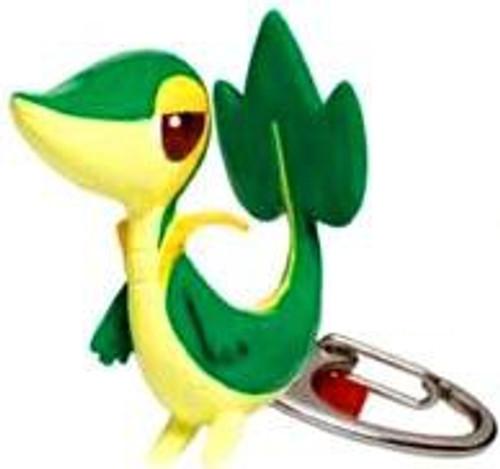 Pokemon Black & White Series 23 Snivy Keychain