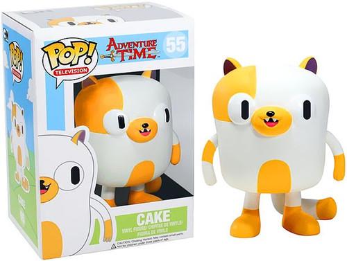 Funko Adventure Time POP! TV Cake Vinyl Figure #55