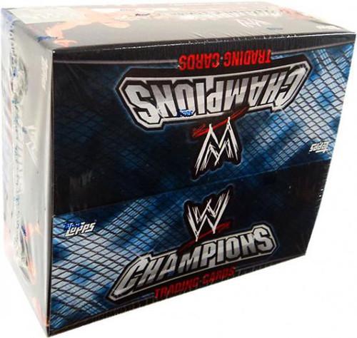 WWE Wrestling Topps 2011 WWE Champions Trading Card Box [24 Packs]