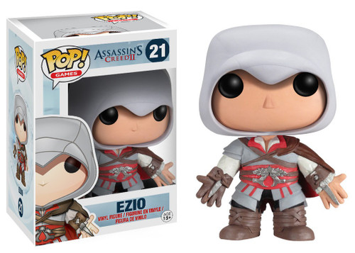 Funko Assassin's Creed POP! Games Ezio Vinyl Figure #21