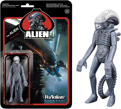 Funko ReAction Alien Action Figure