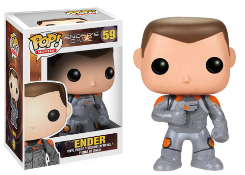 Funko Ender's Game POP! Movies Ender Vinyl Figure #59