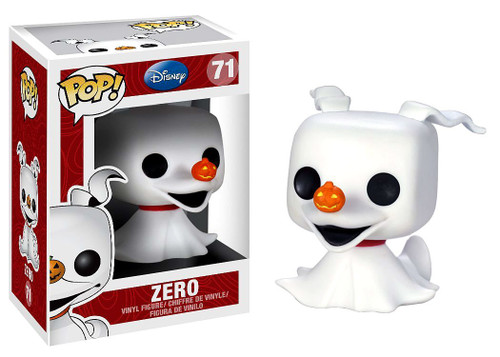 Funko Nightmare Before Christmas POP! Disney Zero Vinyl Figure #71