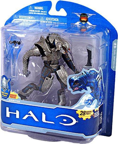 McFarlane Toys Halo 2 10th Anniversary Series 1 Arbiter Action Figure