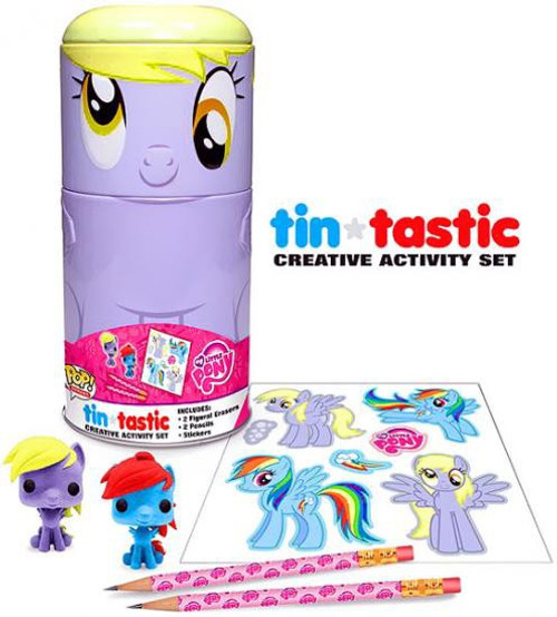 Funko My Little Pony Tin-Tastic Creative Activity Set [Derpy]