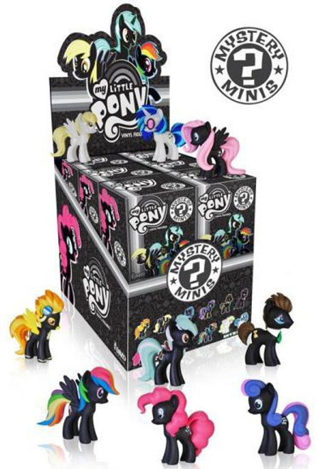 Funko Mystery Minis My Little Pony Series 1 Mystery Box [12 Packs]