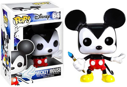 Funko POP! Disney Mickey Mouse Vinyl Figure #64 [Epic]