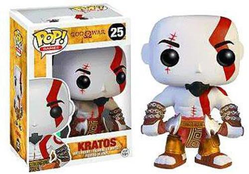 Funko God of War POP! Games Kratos Vinyl Figure #25