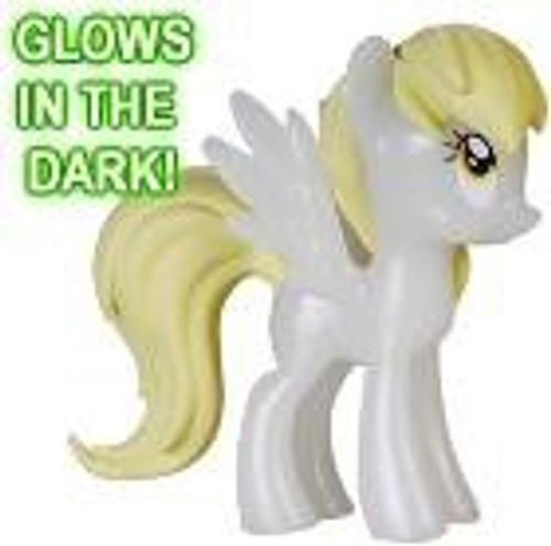 Funko My Little Pony Series 1 Mystery Minis GLOW-IN-THE-DARK Derpy Hooves [Bubbles] 1/12 Mystery Minifigure [Glow in the Dark Loose]