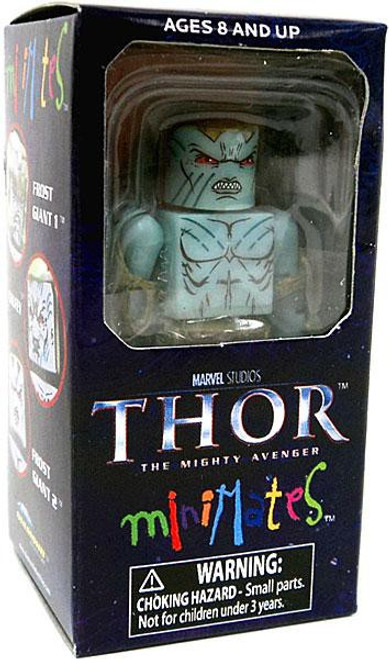 Thor The Mighty Avenger Minimates Frost Giant 2 Minifigure