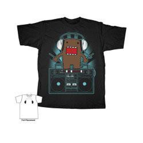 Domo Sounds T-Shirt [Adult XL]