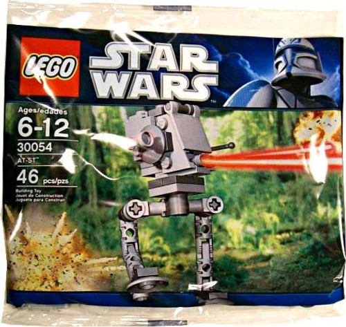 LEGO Star Wars Return of the Jedi AT-ST Exclusive Mini Set #30054 [Bagged]