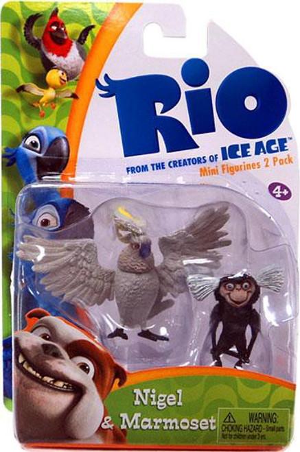 Rio Nigel & Marmos Figure 2-Pack