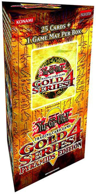 YuGiOh Trading Card Game 2011 Gold Series 4 Booster Pack [25 Cards]