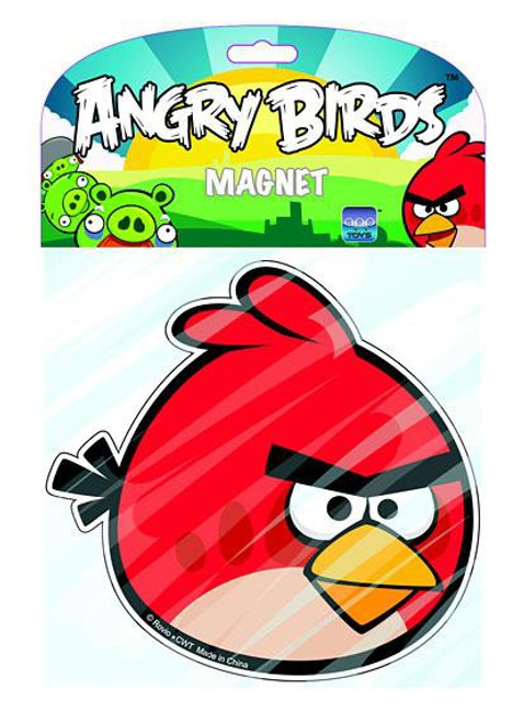 Angry Birds Red Bird Magnet