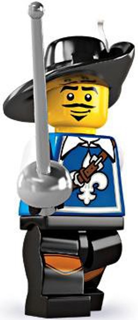 LEGO Minifigures Series 4 Musketeer Minifigure [Loose]