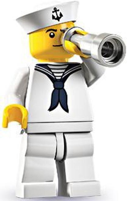 LEGO Minifigures Series 4 Sailor Minifigure [Loose]
