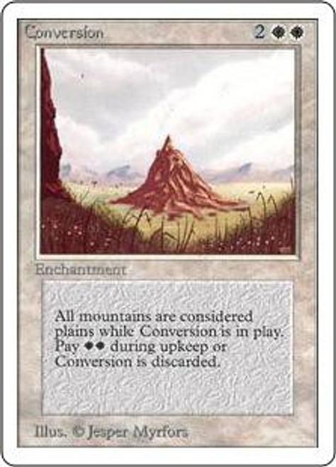 MtG Unlimited Uncommon Conversion