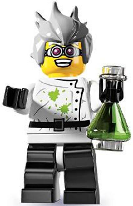 LEGO Minifigures Series 4 Crazy Mad Scientist Minifigure [Loose]