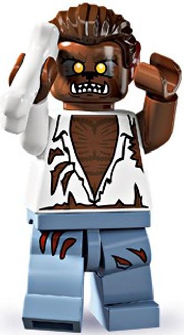 LEGO Minifigures Series 4 Werewolf Minifigure [Loose]