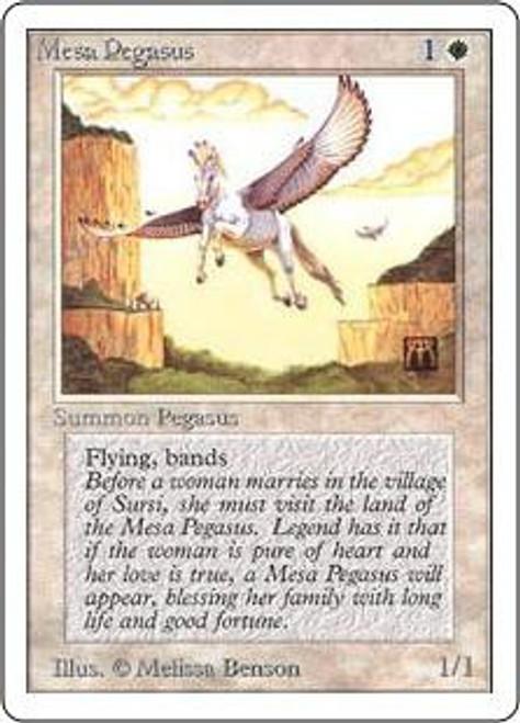MtG Unlimited Common Mesa Pegasus