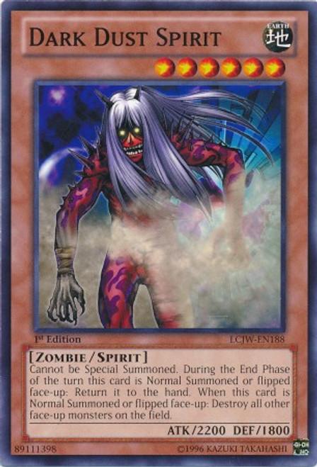YuGiOh Legendary Collection 4: Joey's World Common Dark Dust Spirit LCJW-EN188