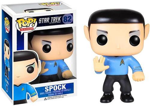 Funko Star Trek The Original Series POP! TV Spock Vinyl Figure #82