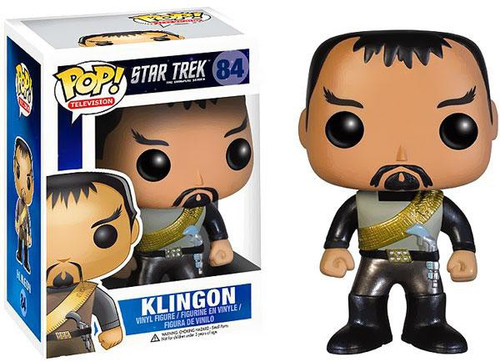 Funko Star Trek The Original Series POP! TV Klingon Vinyl Figure #84