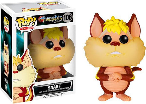 Funko Thundercats Classic POP! TV Snarf Vinyl Figure #106