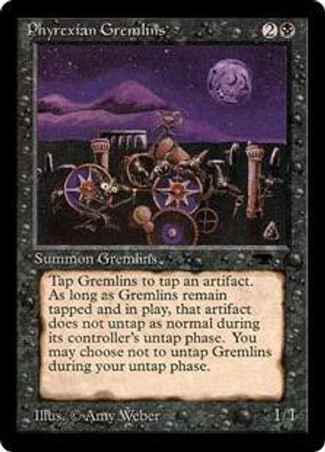 MtG Antiquities Common Phyrexian Gremlins