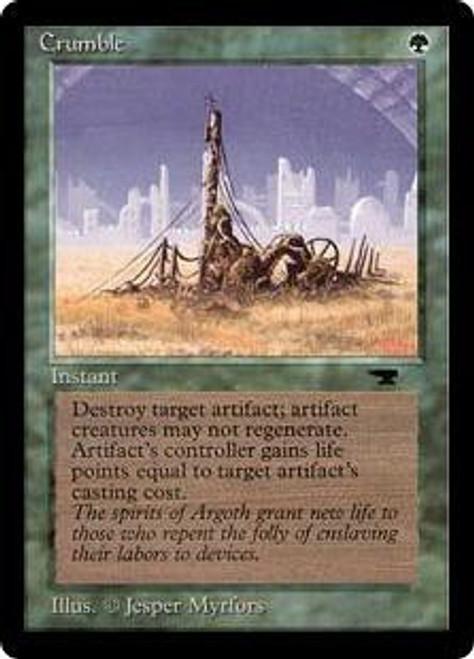 MtG Antiquities Common Crumble