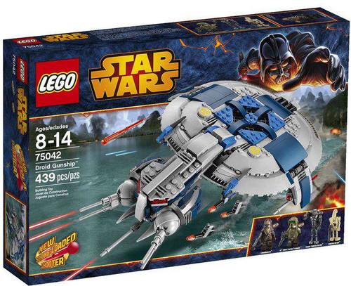 LEGO Star Wars Revenge of the Sith Droid Gunship Set #75042