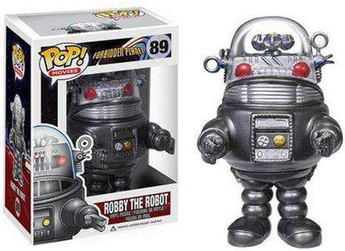 Funko Forbidden Planet POP! Movies Robby the Robot Vinyl Figure #89