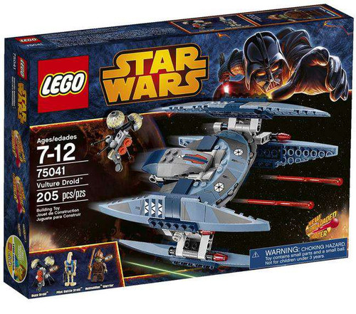 LEGO Star Wars Revenge of the Sith Vulture Droid Set #75041
