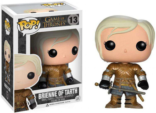 Funko Game of Thrones POP! TV Brienne of Tarth Vinyl Figure #13
