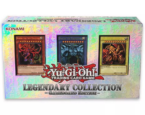 YuGiOh Trading Card Game Legendary Collection 1 Boxed Set [Gameboard Edition]