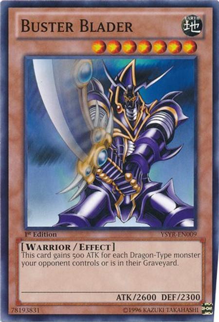 YuGiOh Trading Card Game Starter Deck: Yugi Reloaded Common Buster Blader YSYR-EN009