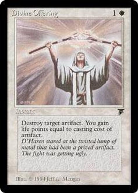 MtG Legends Common Divine Offering