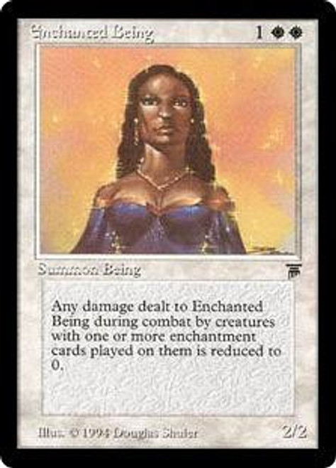 MtG Legends Common Enchanted Being