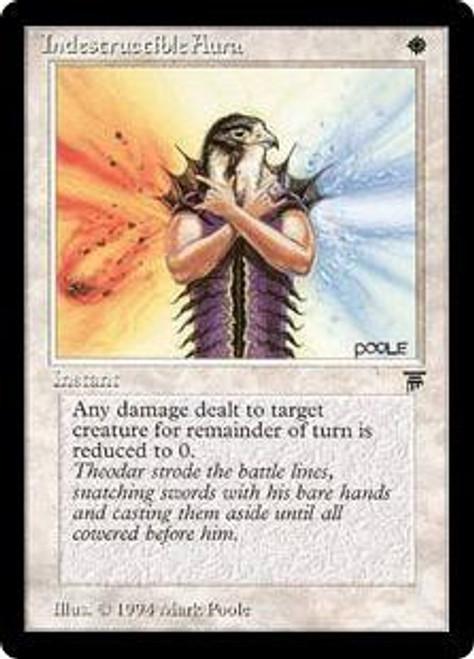MtG Legends Common Indestructible Aura