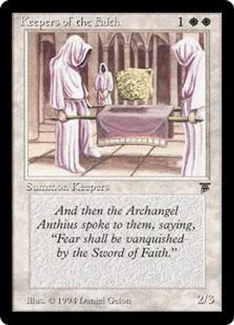 MtG Legends Common Keepers of the Faith
