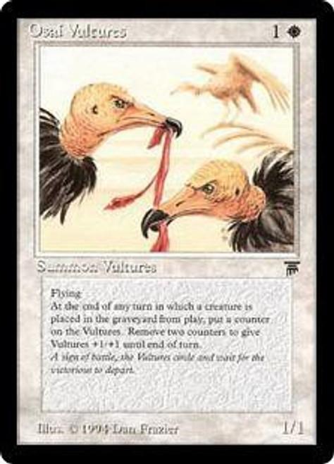 MtG Legends Common Osai Vultures