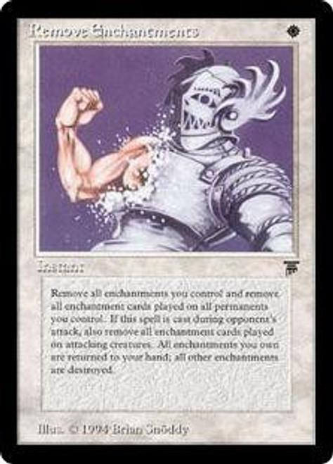 MtG Legends Common Remove Enchantments