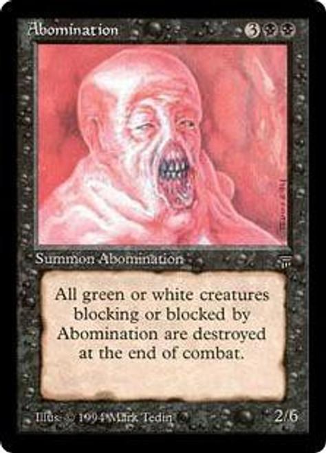 MtG Legends Uncommon Abomination