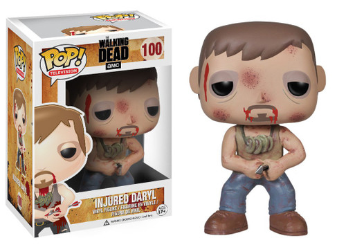 Funko The Walking Dead POP! TV Injured Daryl Dixon Vinyl Figure #100