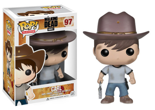 Funko The Walking Dead POP! TV Carl Vinyl Figure #97