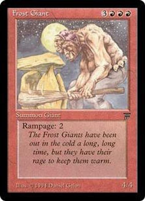 MtG Legends Uncommon Frost Giant