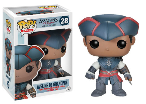 Funko Assassin's Creed POP! Games Aveline de Grandpre Vinyl Figure #28