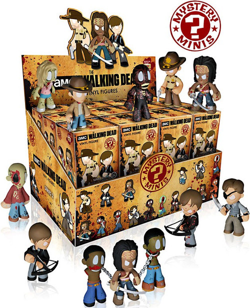 Funko The Walking Dead Mystery Minis Walking Dead Series 2 Mystery Box [24 Packs]