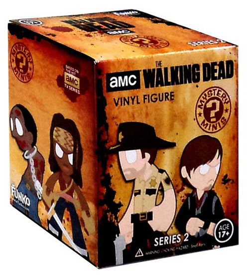 Funko The Walking Dead Mystery Minis Walking Dead Series 2 Mystery Pack
